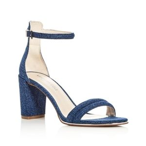 Kenneth Cole Strap Block-Heel Sandal